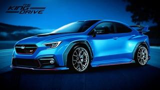 Новое поколение Subaru WRX ✔ У Porsche Taycan проблемы ✔ Лютый Nissan Navara Warriror ✔ Volvo