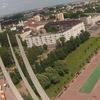 Витебск. Над городом.