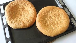 Бездрожжевой хлеб! БЫСТРЫЕ лепешки без дрожжей!!Когда лень идти за хлебом!