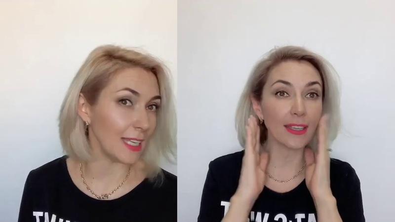 Изменила себе ЦВЕТ ЛИЦА ЦВЕТОМ ВОЛОС Разные оксиды Ева Лорман