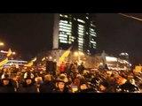 Донецк, 5 марта, гимн Украины