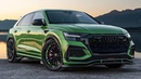 PREMIERE! 2021 AUDI RSQ8 R 740HP THE NEW MONSTER SUV FROM ABT SPORTSLINE IN DETAIL