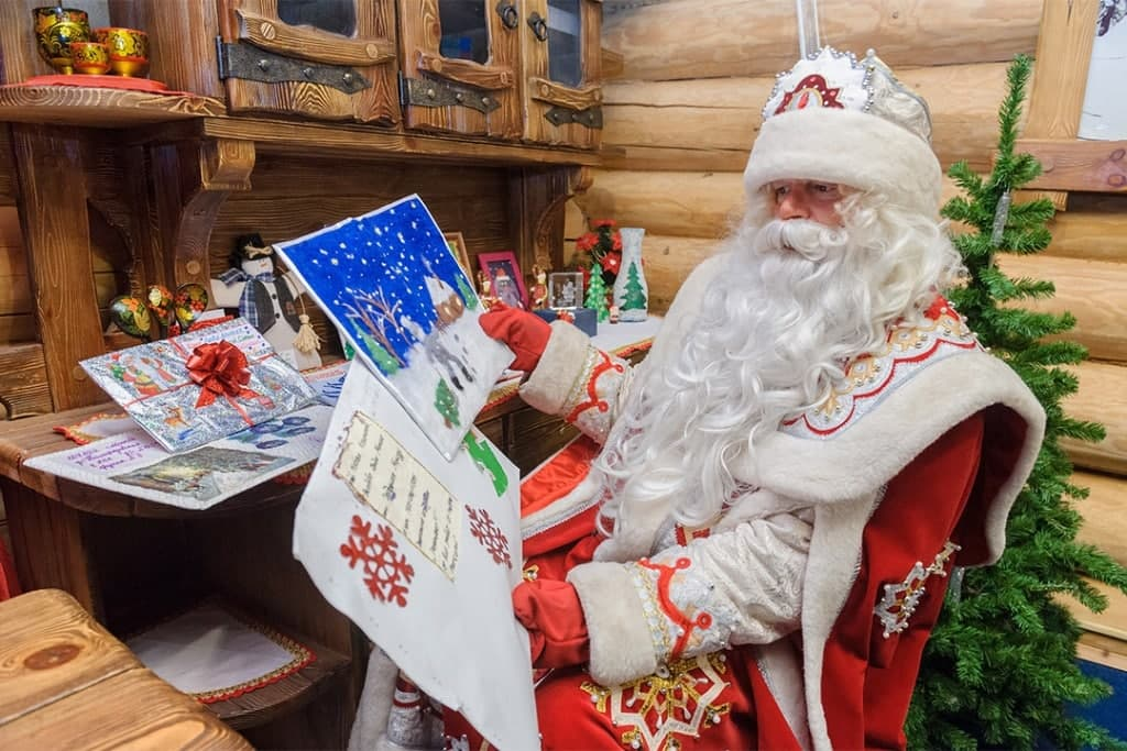 Дети из Нижегородского напишут письма Дед Морозу на электронную почту. Фото с портала Префектуры ЮВАО