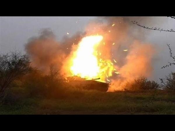 İzledikçe Dehşet Saçan 5 Tank Vurulma Anı