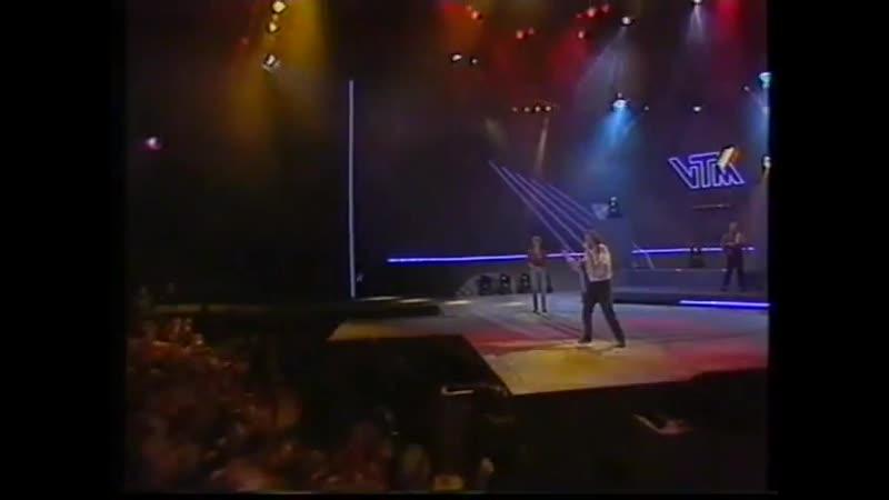 DANNY FABRY Ça C'est La Vie 1989
