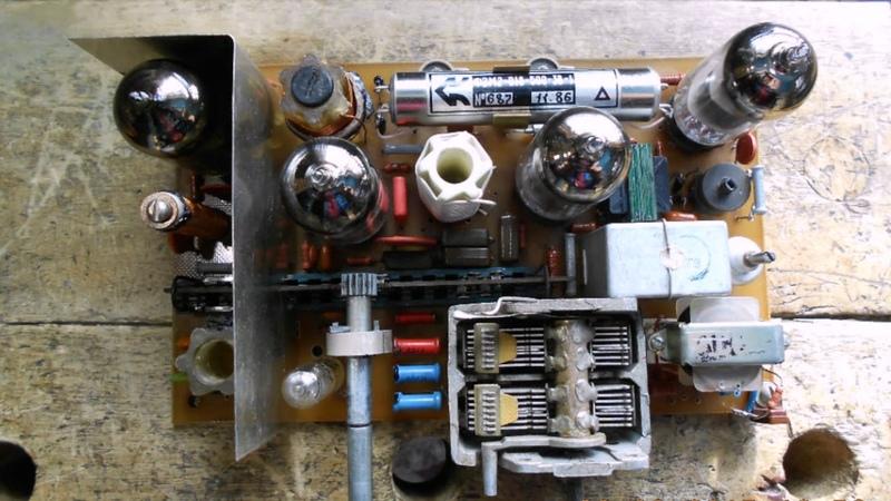 Конструкции радиолюбителей коротковолновиков Рэтро трансиверы Кудрявцева Лаповка и других монтаж