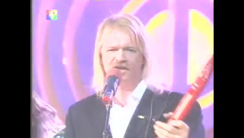 Супердиск ТВЦ 20 марта 2005 Группа Земляне Эй страна