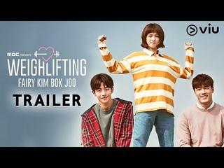 Weightlifting Fairy Kim Bok Joo   Latest K Drama 2016   Korean Web Series   Viu India