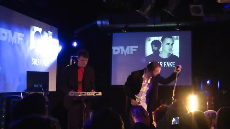Solar Fake – «No Apologies» - (Live at Dark Munich Festival 2013)