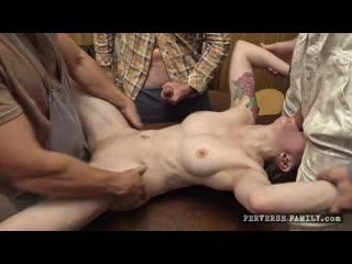 Perverse Family - Daughter All-in порно фильм с переводом anal retro vintage