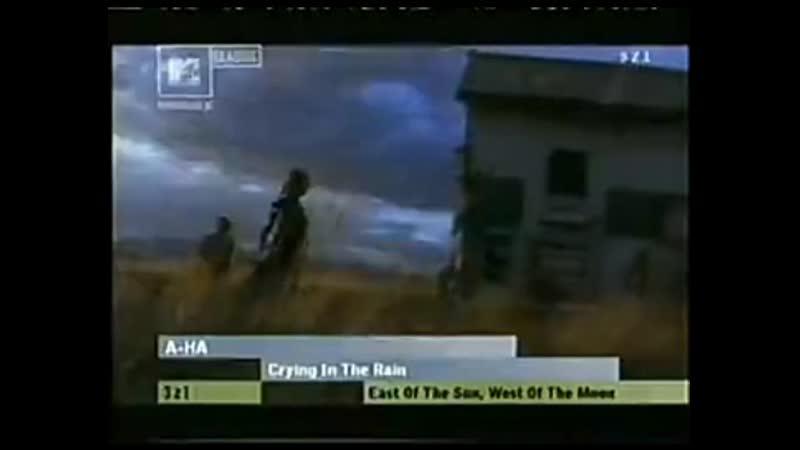 A ha crying in the rain mtv classic