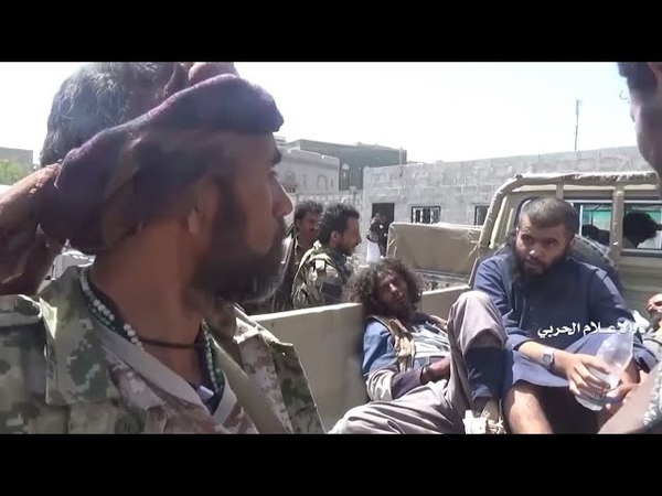 Al Bayda Scenes of the operation to cleanse the Qifah area from al Qaeda and ISIS militants