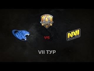 WGL GS NAVI vs CSC 1 Season 2014 Round 7