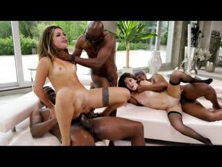 Martina Smeraldi, Sara Bell - Roccos Double Trouble #05 - Porno, Anal, DP, DAP, Gangbang, IR, Gonzo, Hardcore, Porn, Порно