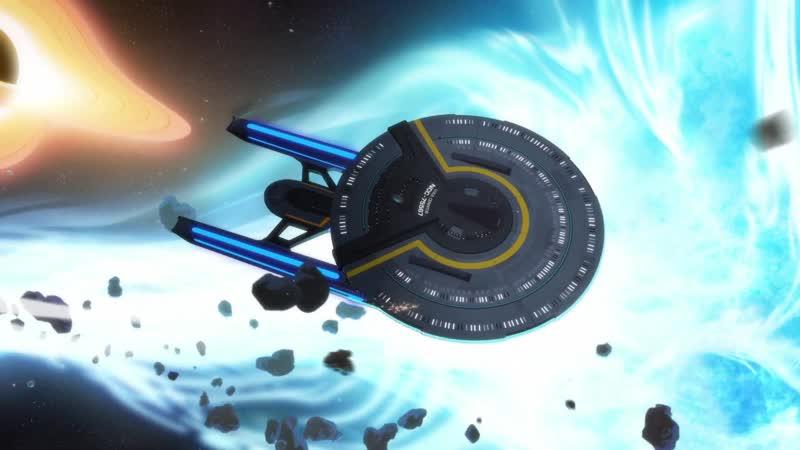 Фрагмент из Звёздный путь Нижние палубы закадровый перевод TrainStudio