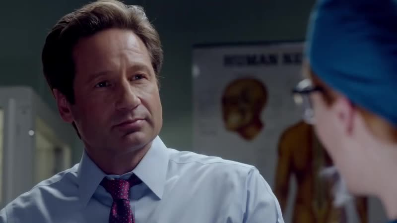 TV Spot 10x03 The X Files Mulder and Scully Meet the Were Monster