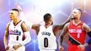 Damian Lillard Highlights ft. WavyyMob - Home Team Hoops (Bubble MVP)