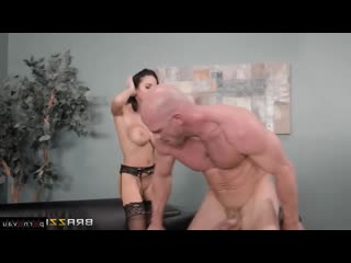 Johnny Sins  Victoria June [ Big boobs  In the office  With talk _ Cunnilingu