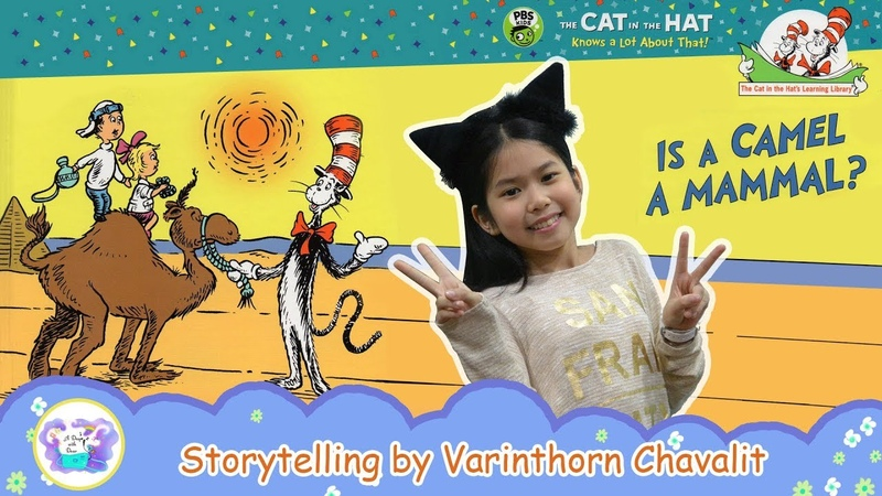Dr Seuss Is A Camel A Mammal The Cat in The Hat's Learning Library Read by 💕 P'Dear