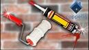 Валик под кирпич из Герметика! DIY brick roller. Loft