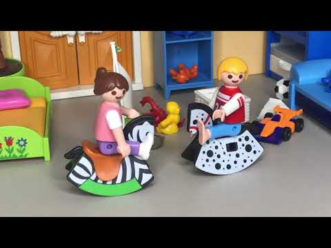 Эмма в гостях у Бобби Кукольный дом Как вести себя в гостях Познавательный мультик для детей