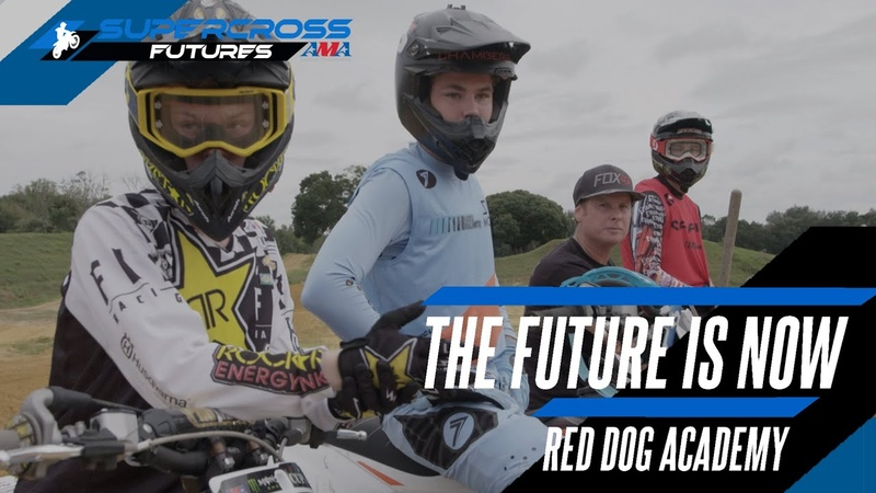 The Future is Now Red Dog Academy