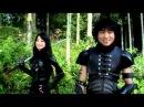 Чужие против ниндзя  Alien vs. Ninja трейлер