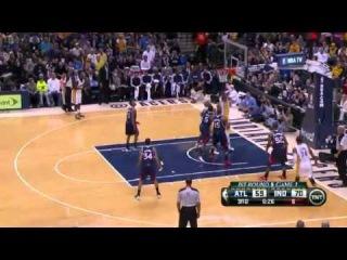 Atlanta Hawks Vs Indiana Pacers | Full Highlights | Game #1 | 04/21/2013 | NBA Playoffs 2013