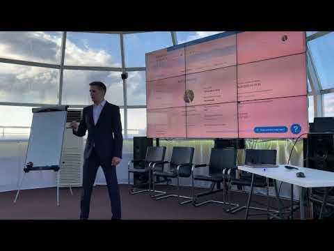 ANTARES Первая презентация в г Самара 30 06 2020