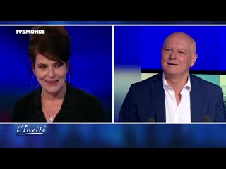 Фанни Ардан / Fanny Ardant - Интервью L'Invite  Je m' appelle Aurelia Aurélien Steiner (выпуск от )