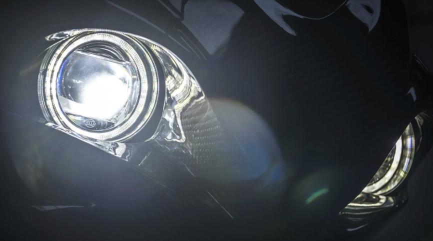Тизер нового Norton V4RR 2021