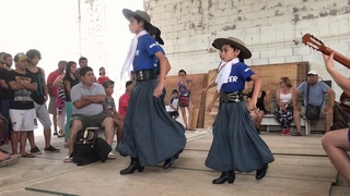 Laborde 2017 (рис.4) Репетиция квартета юнцов из Сантьяго.
