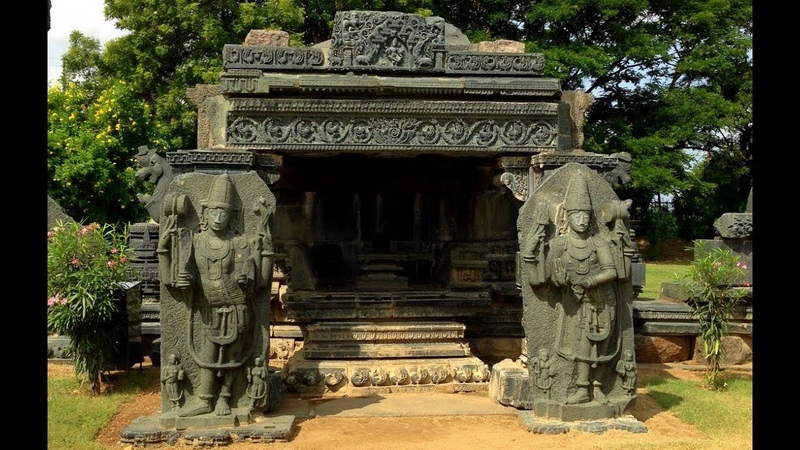 Impossible Warangal Hindu Temple Unthinkable skill of stone processing Second Part
