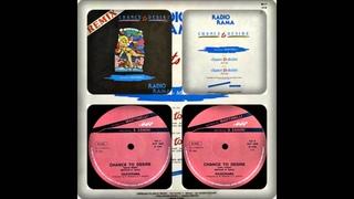 RADIORAMA - CHANCE TO DESIRE (SPECIAL REMIX, RADIO MIX  1985)