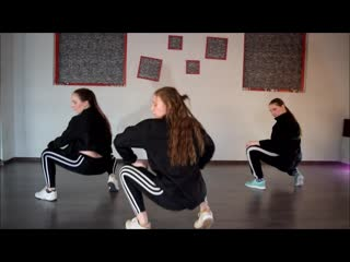 СТАНЦИЯ dance studio _ Hip-Hop _ choreo _ dance_ Lady Leshurr feat. Mr Eazi - Black Madonna.2