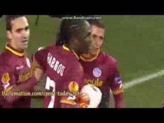 Thorgan Hazard Amazing Goal vs Wigan [Eden Hazard's Brother]