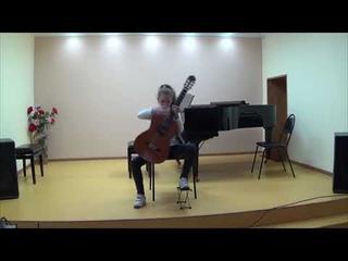 концерт преподавателей и учащихся по классу гитара ДШИ №2, №5            г.Орск и ДМШ г. Новотроицк