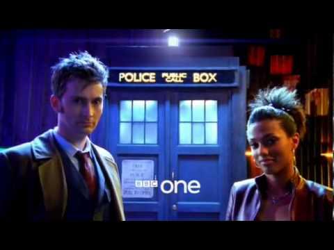 Доктор Кто 3 сезон трейлер Doctor Who Season 3 Trailer