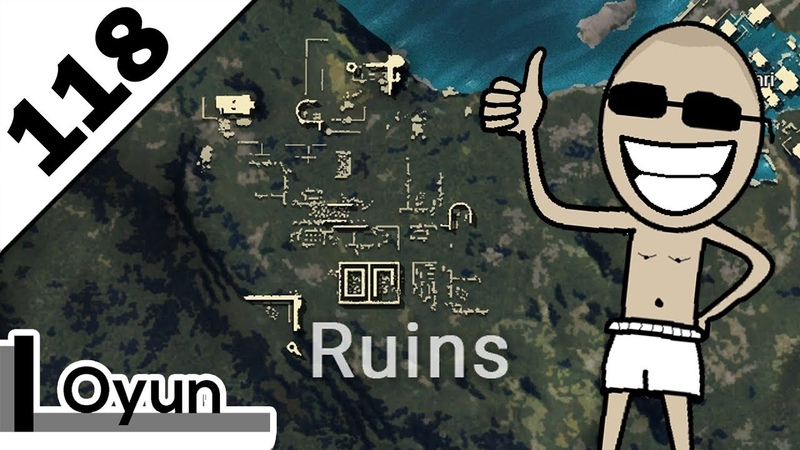 PUBG - Efsane Ruins Taktiği (Çorumlu Herkül)