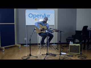 The Black Angels Alex Maas at OpenAir- Nicos Song