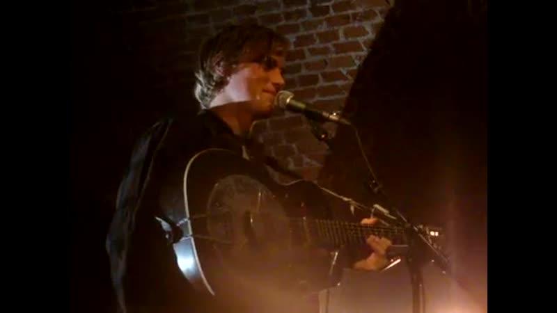 Johnny Flynn Wayne Rooney acoustic live Botanique Brussels 23 November 2010