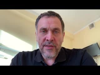 Журналист Максим Шевченко рассказывает о том, как переболел коронавирусом
