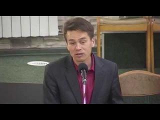 РЕЗНИКОВ ПРОПОВЕДЬ, Церковь Вифания Мариуполь,  МЫ  Видеосъемка Андрей Барабаш,