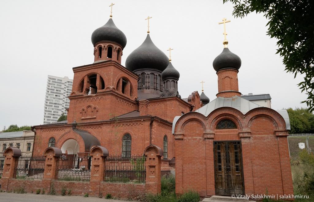 Старообрядческая церковь на Петербургской, Казань 2020