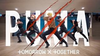 [KPOP IN PUBLIC] TXT (투모로우바이투게더) — PUMA dance cover by tKILLER   RUSSIA