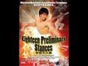 Eighteen Preliminary Stances / Chinese Nunchaku Techniques Training (Wang Hongxin)
