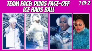 Team Face: Divas Face-Off w/ Demi Lovato 1 of 2   Legendary HBO Max Season 2