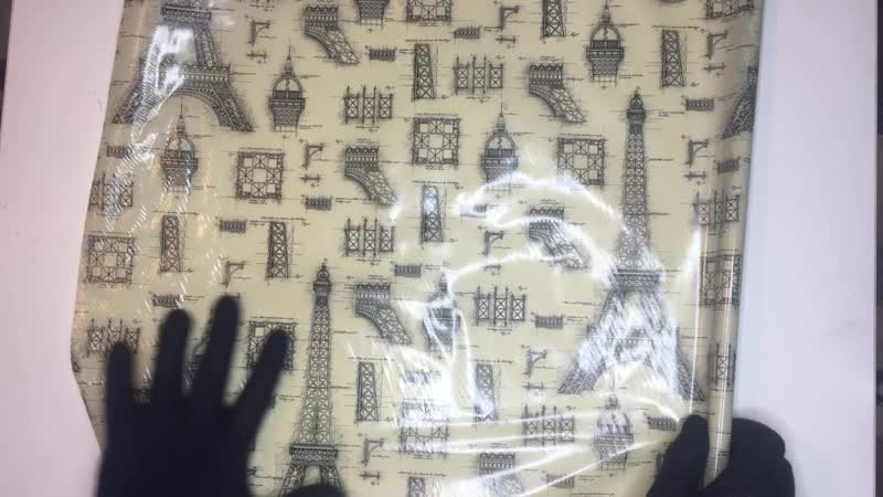 Tech Design TEXTURES Эйфелева башня