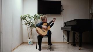 В контакте с гитарой Чистов Лев