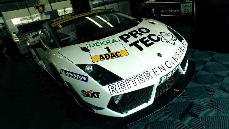 Philip Geipel PRO-TEC @ ADAC GT Masters 2011
